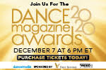 Dance Magazine Awards 2020