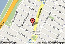 Location Transportation Steps On Broadway
