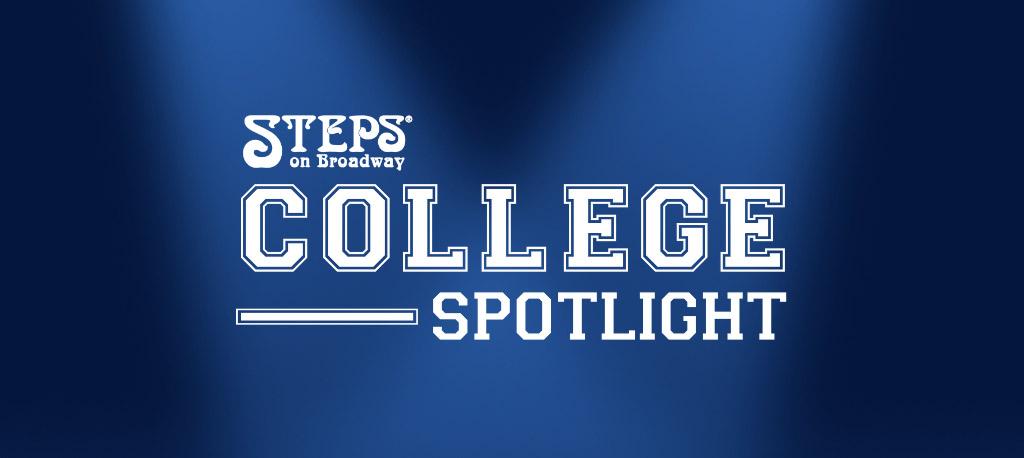 College Spotlight Slideshow - title card
