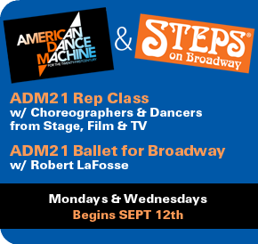 American Dance Machine Rep Classes