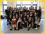 Academy Travel-Hunter School of Performing Arts with Caitlin Gray 4/11/16