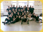 Academy Travel-Hunter School of Performing Arts with Melissa Ramos 4/9/16