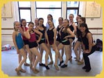 Ashfield Ballet School with Tera-Lee Pollin 4/6/16