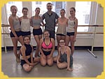 Devon School of Dance with Andrew Black 7/2/16