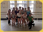 EF Explore America-Mount Pearl School of Dance with Plu Sayampol 7/29/16