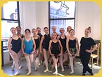 Marilyn's Dance Studio with Mary Carpenter & Beth Ertz 5/28/16