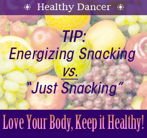 tip-snacking
